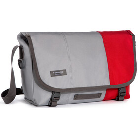 Timbuk2 Classic Messenger Dip laukku S , harmaa/punainen